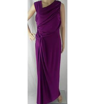 Kaliko - Size: 14 - Purple - Full length dress
