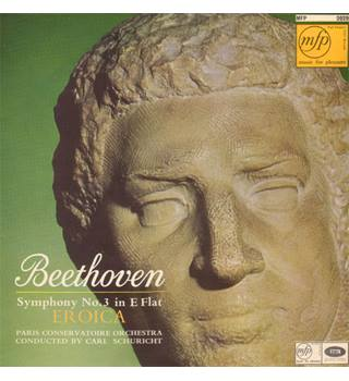 "Beethoven ‎– Symphony No. 3 In E Flat Op. 55 ""Eroica"""