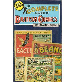 The Complete Catalogue of British Comics