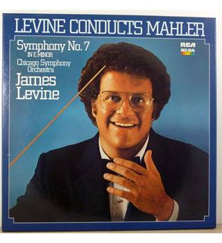 Mahler - Symphony No. 7 in E Minor - Chicago Symphony Orchestra conducted by James Levine - RL 04245