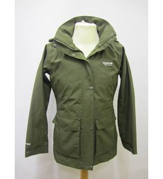 Regatta - Size: S - Green - Waterproof Coat