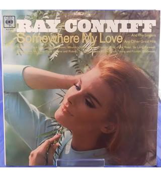 Ray Conniff: Somewhere My Love- Ray Conniff and The Singers  ALD 6927