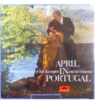 Bert Kaempfert: April In Portugal - Bert Kaempfert and his Orchestra 237-612