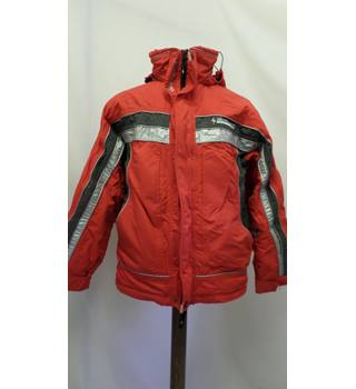 blizzard - small - red and grey - ski jacket blizzard - Size: S - Red