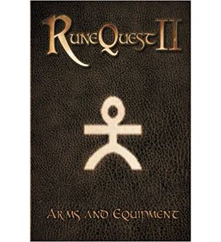 RuneQuest II: Arms and Equipment