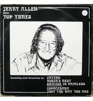Jerry Allen Plays Top Tunes - Jerry Allen - AL 1016