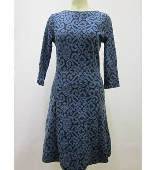 BNWT M&S knee-length dress- Blue