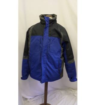 parallel - large - blue - ski jacket parallel - Size: L - Blue
