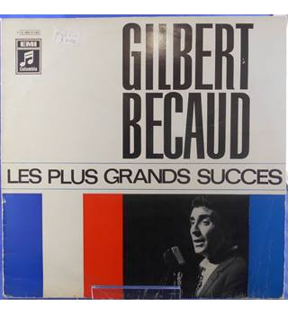 Gilbert Becaud: Les Plus Grandes Succes - Gilbert Becaud  1 C 062-11 143