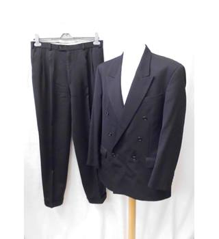 "Pierre Cardin - Size: 42"" - Navy - Single breasted suit"