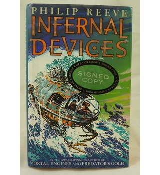 Infernal Devices Philip Reeve Signed Edition
