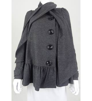 Whistle UK8 Dark Grey Coat