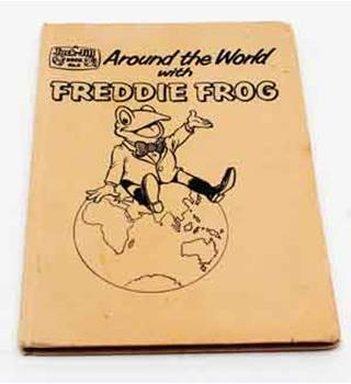 Jack and Jill Book 4 - Around the world with Freddie Frog