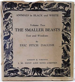 Animals in Black and White Volume Two: The Smaller Beasts