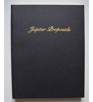 Jupiter Proposals - Peter Liversidge - Signed