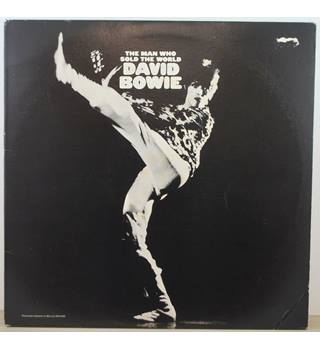 David Bowie ‎– The Man Who Sold The World - 1972 REISSUE US PRESSING - LSP-4816