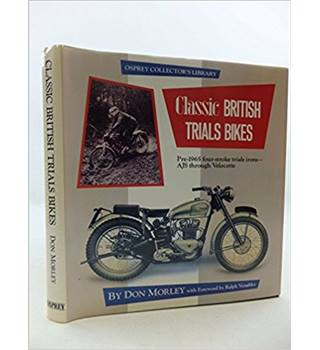Classic British Trials Bikes : Pre-1965 Four-stroke Trials Irons - A.J.S. Through Velocette