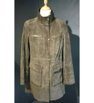 Gil Bret - Size: 14 - Brown - Casual jacket / coat