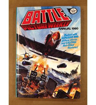 Battle Picture Weekly Annual 1980
