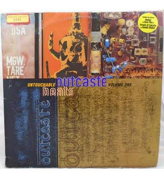 Untouchable Outcaste Beats Volume One - Various Artists - Caste 3LP
