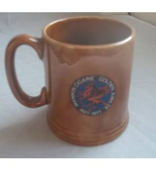 Vintage Lord Nelson Pottery Tankard