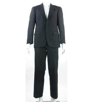 Taylor & Wright - Size: 38S/34/29 - Charcoal Grey - Single breasted suit