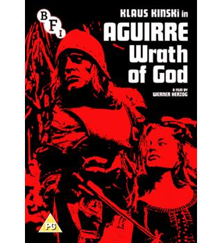 AGUIRRE, WRATH OF GOD - PG