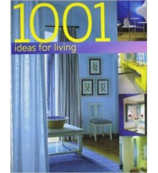 1001 Ideas for Living 1001 Ideas -  Interior Design - by Cristian Campos - Hardback
