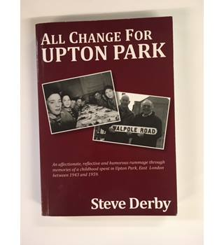All change for Upton Park - Signed copy