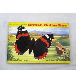 British Butterflies: Brooke Bond Picture Cards and Album