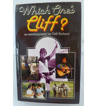Which one's Cliff? Signed copy