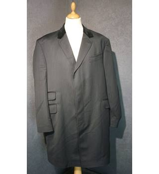 Dehavilland - Size: XL - Grey - Single breasted suit jacket - Vintage
