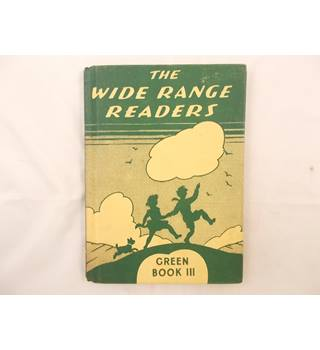 The Wide Range Readers - Green Book III (1960)