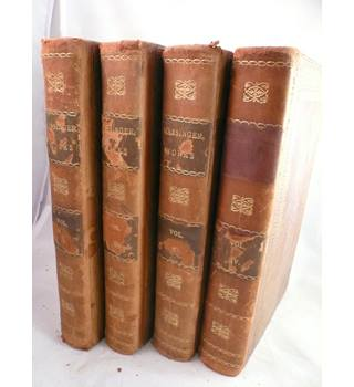 The Plays of Philip Massinger, in Four Volumes