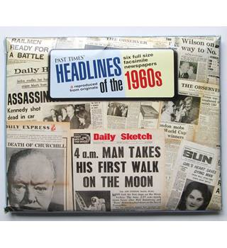 Headlines of the 1960's