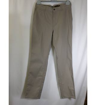 "BNWT Heritage Collection Haggar - Size: 34"" Waist- Beige - Trousers"