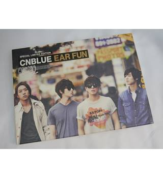 CNBLUE Ear Fun Special Limited Edition CNBLUE