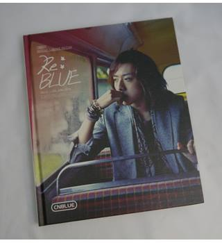 CNBLUE Re:Blue Special Limited Edition Jungshin Version CNBLUE