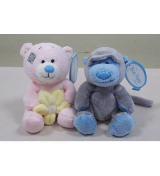 "Pair of Blue Nose Friends 4""- #49 Cuddles and #50 Giggles Me to You"