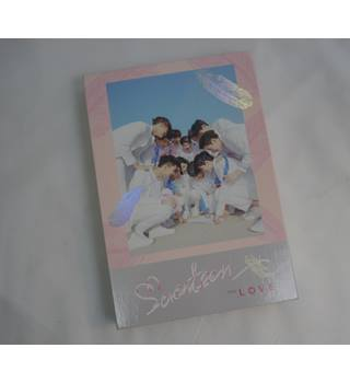 Seventeen First Album Love Version Seventeen