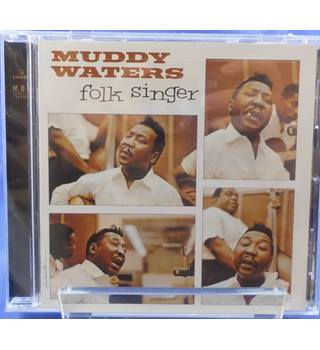 The Folk Singer Muddy Waters