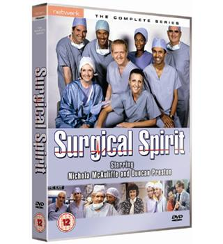 SURGICAL SPIRIT THE COMPLETE SERIES 12