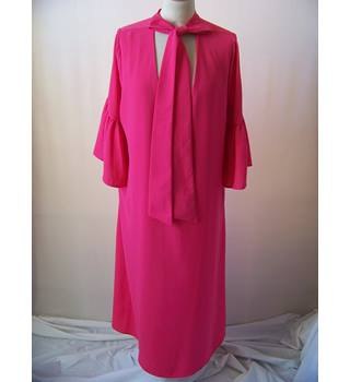 M&S Collection Marks & Spencer - Size: 12 - Pink - Long dress