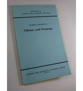 Climate and drainage