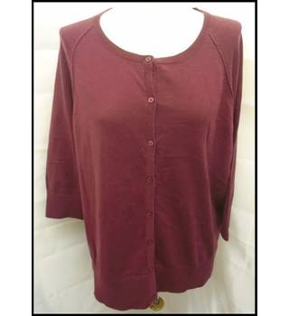 Red Herring - Size: 20 - Red - Jumper