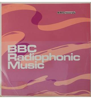BBC Radiophonic Workshop REC25M Vinyl (Mono) 1968 BBC Radiophonic Workshop - REC 25M