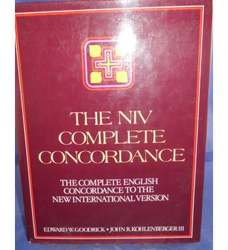 The NIV complete concordance