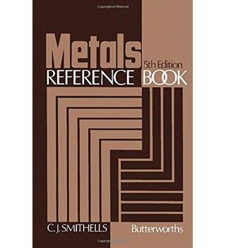 Metals reference book