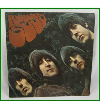 The Beatles - Rubber Soul -  PMC 1267