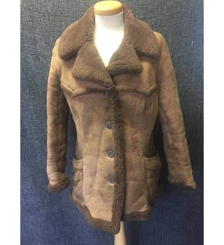 Baily's Glastonbury Sheepskin Jacket